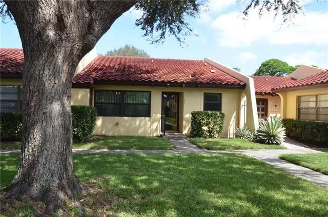 1303 56TH Street W #1303, Bradenton, FL 34209 (MLS #A4478678) :: The Paxton Group