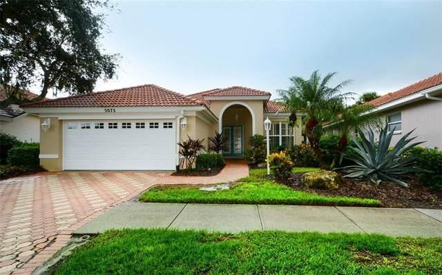 5075 Hanging Moss Lane, Sarasota, FL 34238 (MLS #A4478695) :: Team Bohannon Keller Williams, Tampa Properties