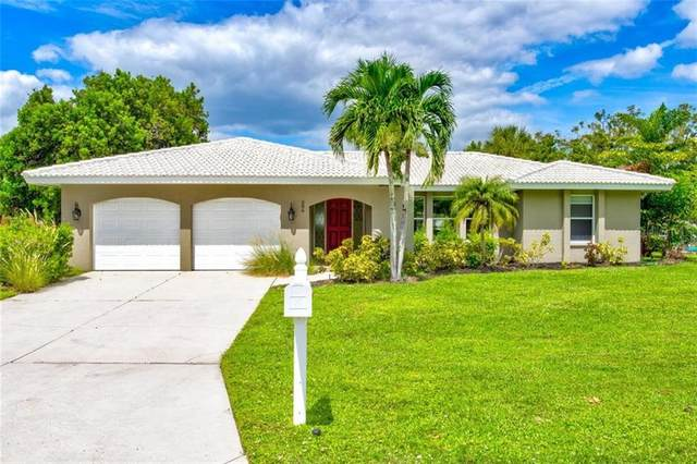 206 Sorrento Drive, Osprey, FL 34229 (MLS #A4478710) :: The Duncan Duo Team