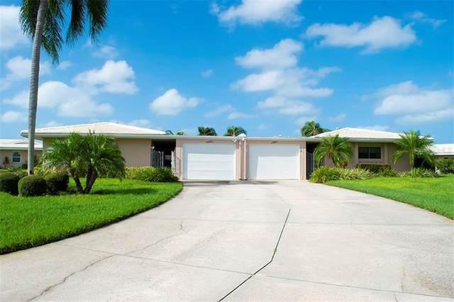 3518 Village Green Drive #501, Sarasota, FL 34239 (MLS #A4478735) :: Zarghami Group