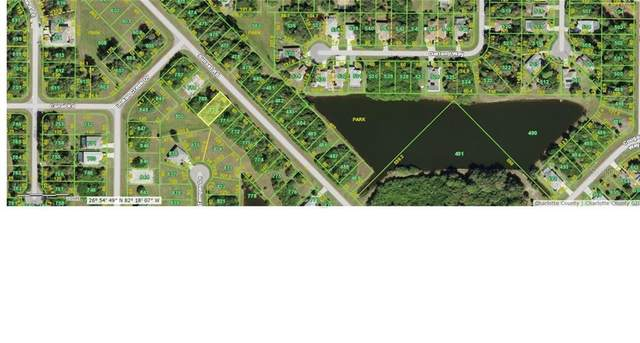 320 Sunset Road N, Rotonda West, FL 33947 (MLS #A4478752) :: Griffin Group