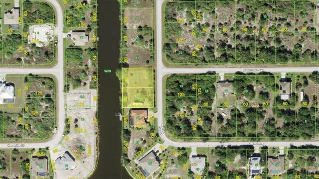 10123 & 10131 Kansas City Street, Port Charlotte, FL 33981 (MLS #A4478760) :: Mark and Joni Coulter | Better Homes and Gardens