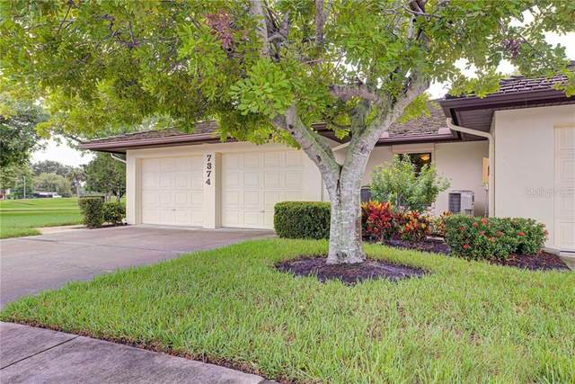 7374 Royal Birkdale Drive 15D, Sarasota, FL 34238 (MLS #A4478780) :: Team Bohannon Keller Williams, Tampa Properties