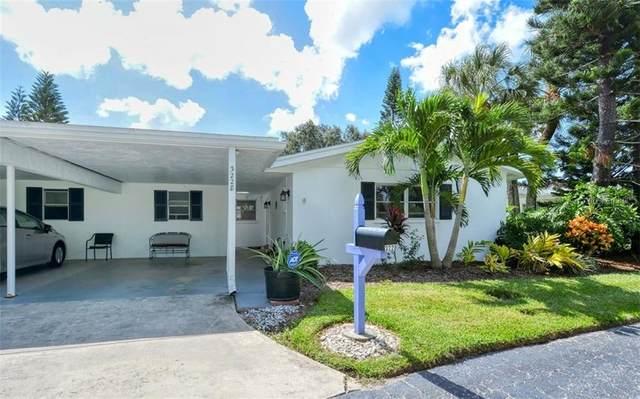 3228 Westford Lane #126, Sarasota, FL 34231 (MLS #A4478798) :: Premier Home Experts