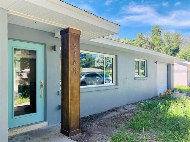 2160 Sunnyside Place, Sarasota, FL 34239 (MLS #A4478813) :: Burwell Real Estate