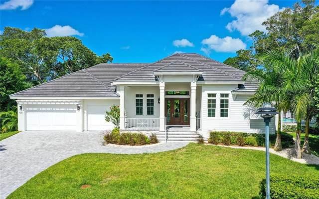 525 Reclinata Drive, Longboat Key, FL 34228 (MLS #A4478844) :: Premium Properties Real Estate Services