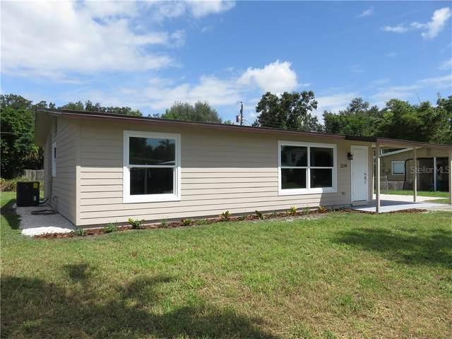 2249 Mill Terr, Sarasota, FL 34231 (MLS #A4478854) :: Zarghami Group