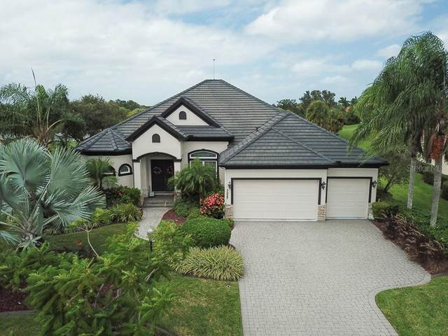 7023 Twin Hills Terrace, Lakewood Ranch, FL 34202 (MLS #A4478909) :: Alpha Equity Team