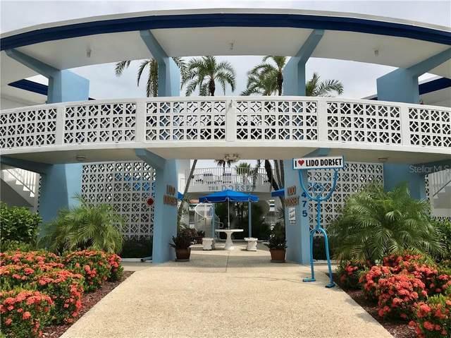 475 Benjamin Franklin Drive #118, Sarasota, FL 34236 (MLS #A4478921) :: Bustamante Real Estate