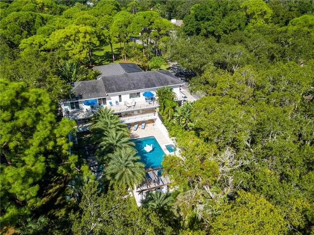 4805 Riverwood Avenue, Sarasota, FL 34231 (MLS #A4478926) :: Team Bohannon Keller Williams, Tampa Properties