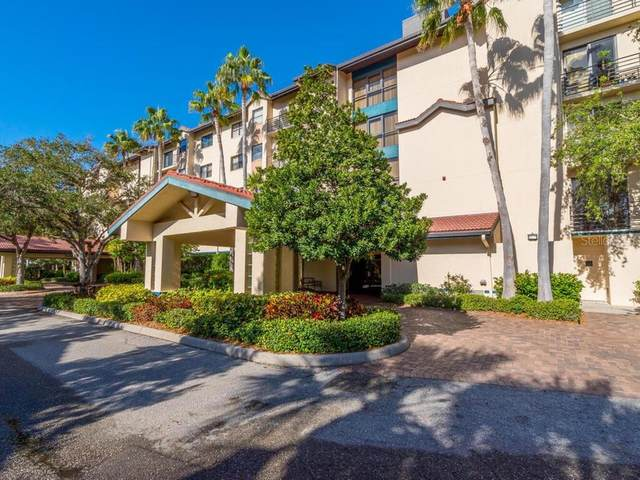 5400 Eagles Point Circle #406, Sarasota, FL 34231 (MLS #A4478938) :: Alpha Equity Team
