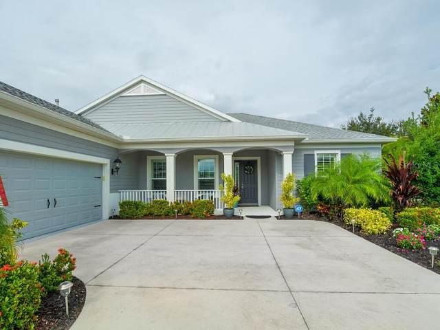 4631 Balboa Park Loop, Bradenton, FL 34211 (MLS #A4478988) :: Florida Real Estate Sellers at Keller Williams Realty