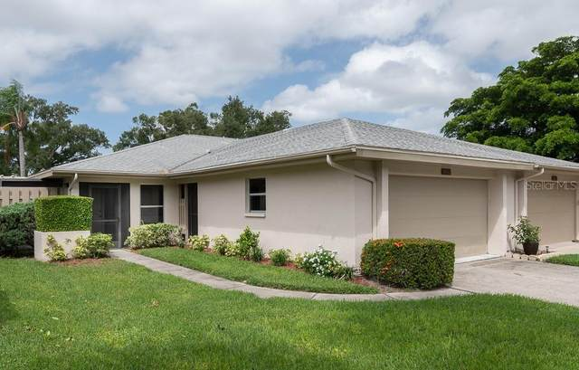 4322 Center Pointe Lane #4, Sarasota, FL 34233 (MLS #A4479039) :: The Duncan Duo Team