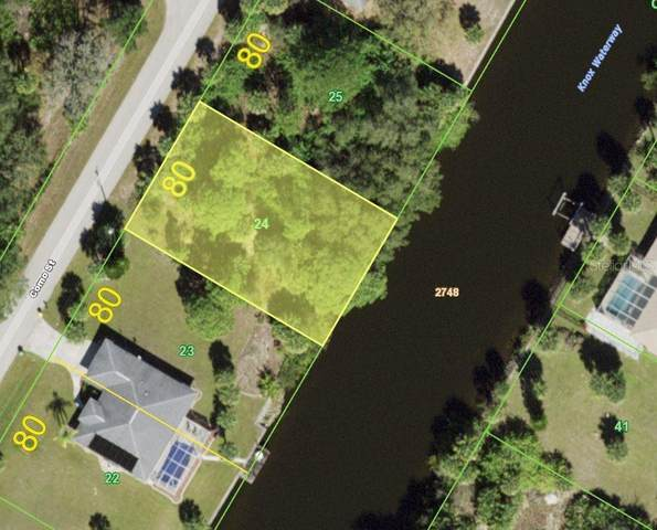3432 Como Street, Port Charlotte, FL 33948 (MLS #A4479098) :: The Robertson Real Estate Group