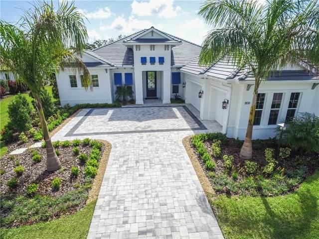 808 Crosswind Avenue, Sarasota, FL 34240 (MLS #A4479118) :: Lockhart & Walseth Team, Realtors