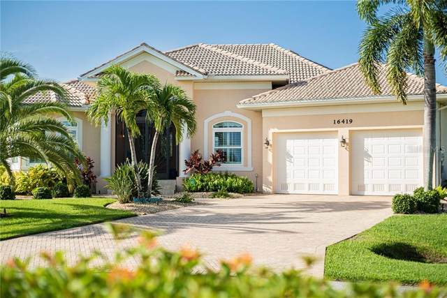 16419 Rabat Way, Punta Gorda, FL 33955 (MLS #A4479130) :: Zarghami Group