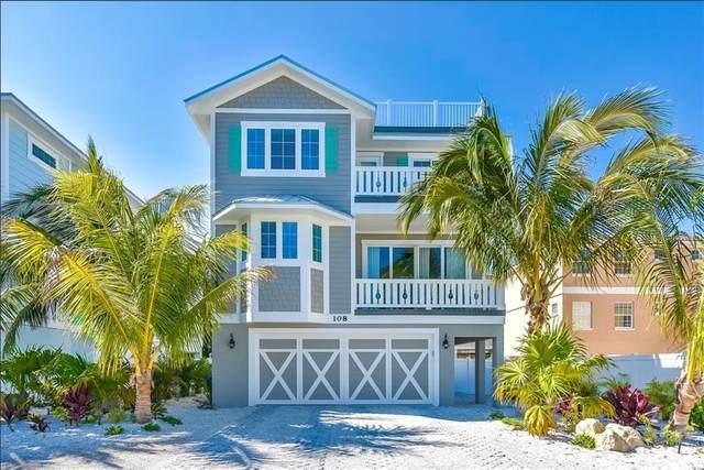 108 7TH Street S, Bradenton Beach, FL 34217 (MLS #A4479155) :: Team Buky