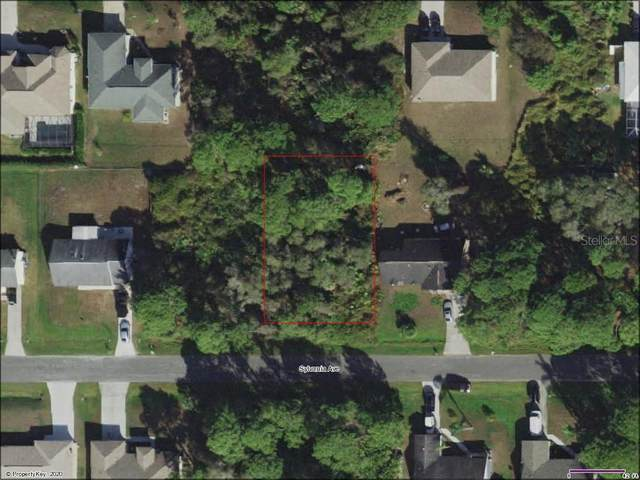 Lot 7, Sylvania Avenue, North Port, FL 34291 (MLS #A4479199) :: Griffin Group