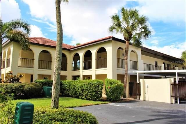 3644 Hispania Place #322, Sarasota, FL 34232 (MLS #A4479209) :: Griffin Group
