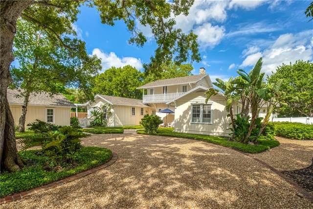 1595 Bay Point Drive, Sarasota, FL 34236 (MLS #A4479218) :: Heckler Realty