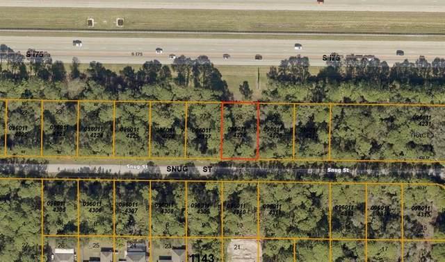 Snug Street, North Port, FL 34286 (MLS #A4479225) :: CENTURY 21 OneBlue