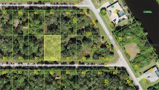 14496 Grothaus Avenue, Port Charlotte, FL 33953 (MLS #A4479267) :: Griffin Group