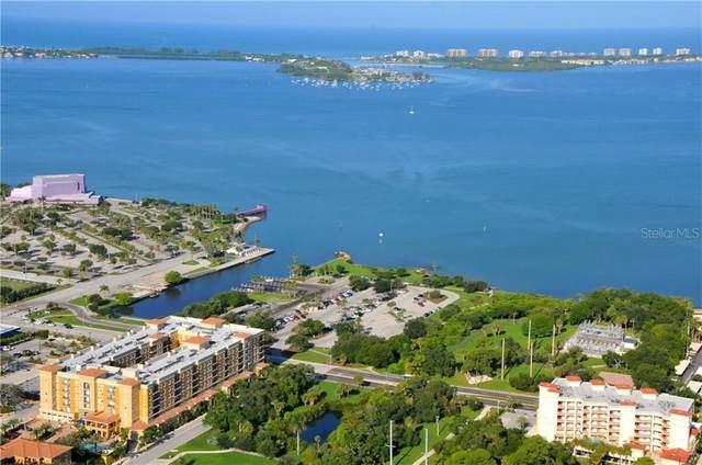 1064 N Tamiami Trail #1522, Sarasota, FL 34236 (MLS #A4479270) :: Team Buky