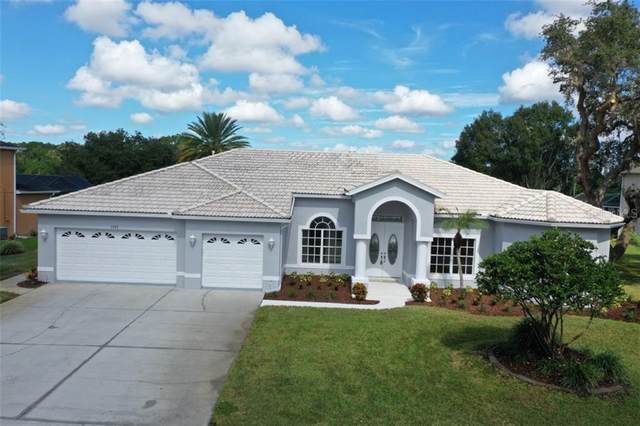 1337 Fishing Lake Drive, Odessa, FL 33556 (MLS #A4479274) :: Griffin Group