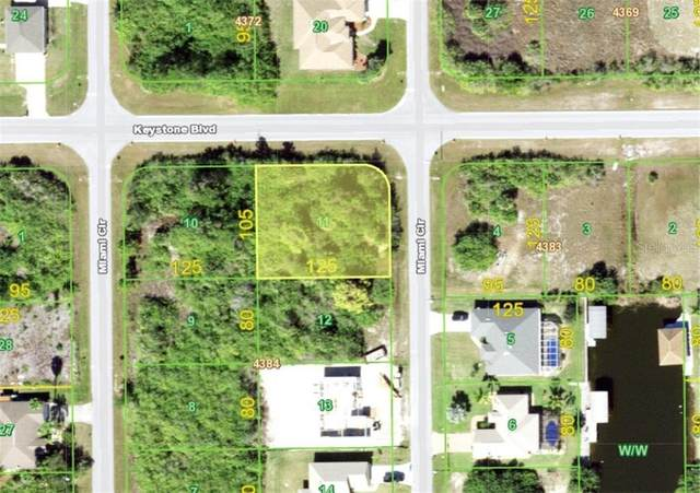 14227 Keystone Boulevard, Port Charlotte, FL 33981 (MLS #A4479305) :: Griffin Group