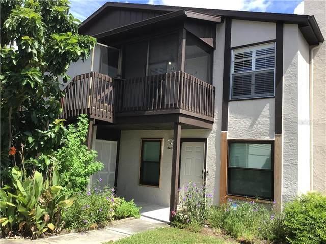 3411 59TH Avenue W #3411, Bradenton, FL 34210 (MLS #A4479390) :: Medway Realty