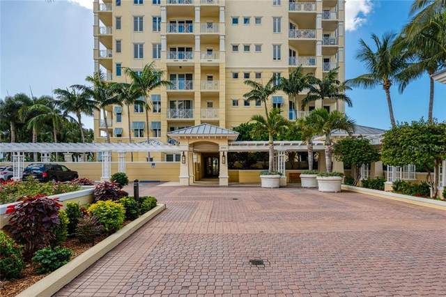 2052 Benjamin Franklin Drive 502D, Sarasota, FL 34236 (MLS #A4479406) :: Team Buky
