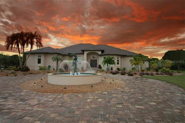 19401 Lauzon Avenue, Port Charlotte, FL 33948 (MLS #A4479441) :: Young Real Estate