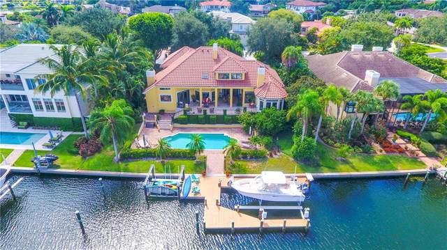 541 Harbor Point Road, Longboat Key, FL 34228 (MLS #A4479481) :: BuySellLiveFlorida.com