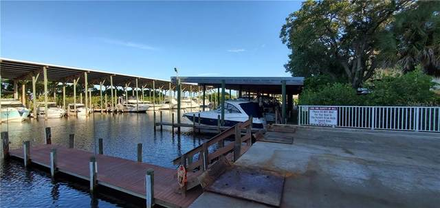 480 Blackburn Point Wet Slip #2 #2, Osprey, FL 34229 (MLS #A4479607) :: Griffin Group