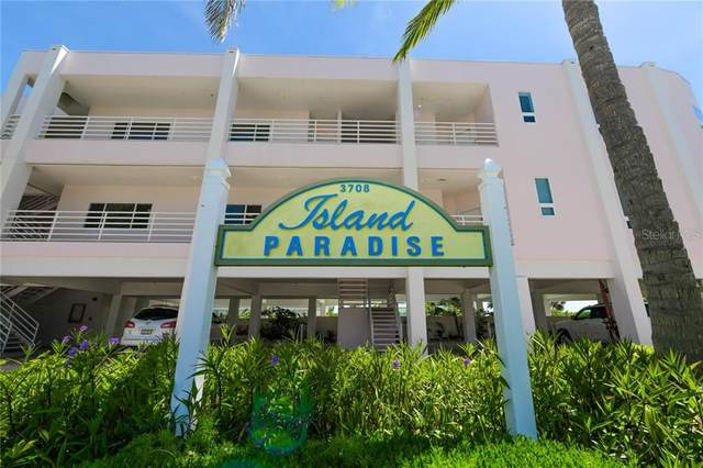3708 Gulf Drive #2, Holmes Beach, FL 34217 (MLS #A4479609) :: Alpha Equity Team