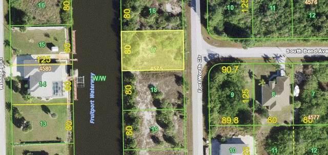 14254 Fort Worth Circle, Port Charlotte, FL 33981 (MLS #A4479617) :: Burwell Real Estate