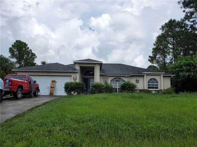 2510 Sheila Lane, North Port, FL 34286 (MLS #A4479622) :: Medway Realty