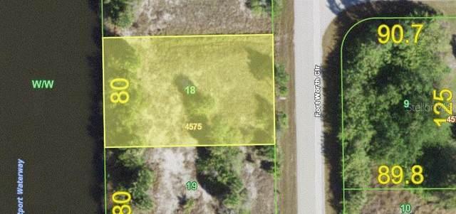 14262 Fort Worth Circle, Port Charlotte, FL 33981 (MLS #A4479626) :: Burwell Real Estate