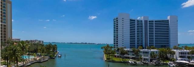 200 Quay Commons #404, Sarasota, FL 34236 (MLS #A4479651) :: Gate Arty & the Group - Keller Williams Realty Smart