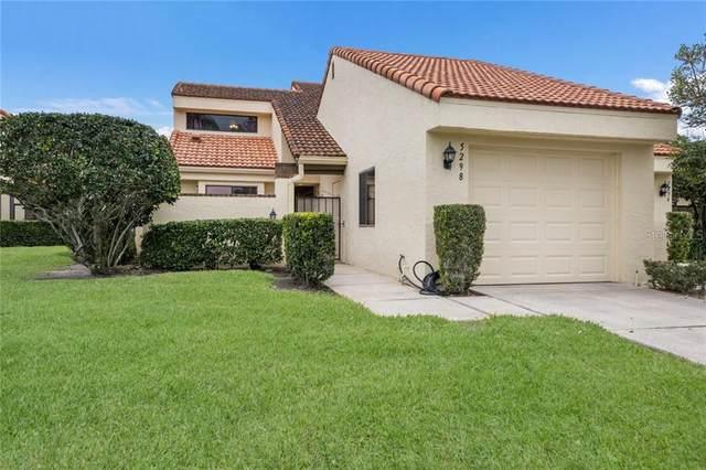 5298 Huntingwood Court #57, Sarasota, FL 34235 (MLS #A4479679) :: Alpha Equity Team
