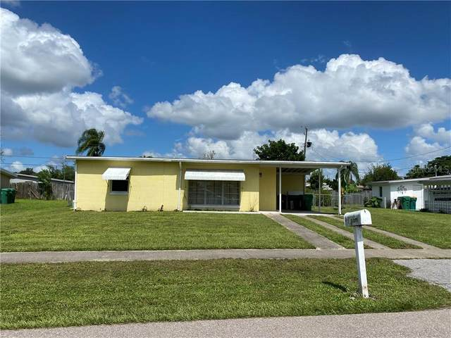 21218 Meehan Avenue, Port Charlotte, FL 33952 (MLS #A4479795) :: Frankenstein Home Team
