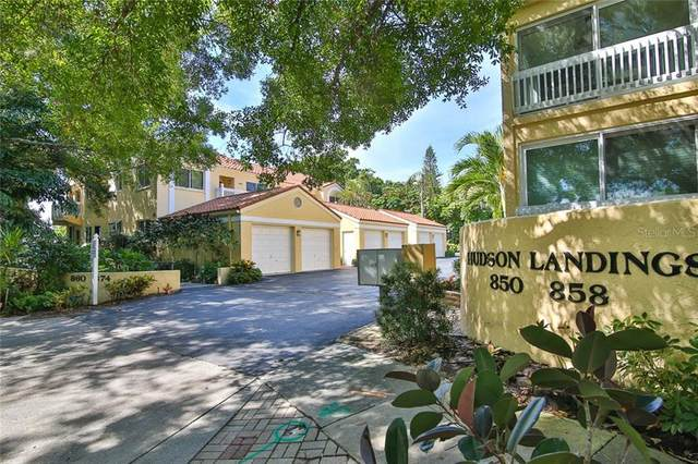 860 Hudson Avenue #860, Sarasota, FL 34236 (MLS #A4479802) :: KELLER WILLIAMS ELITE PARTNERS IV REALTY