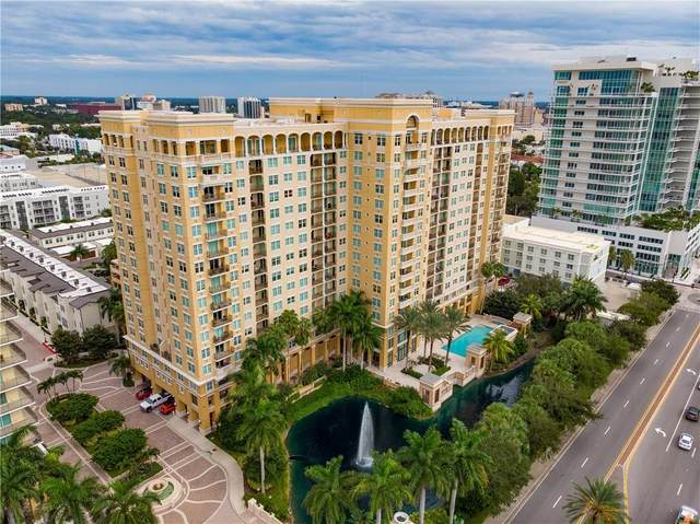 750 N Tamiami Trail #1206, Sarasota, FL 34236 (MLS #A4479963) :: Your Florida House Team