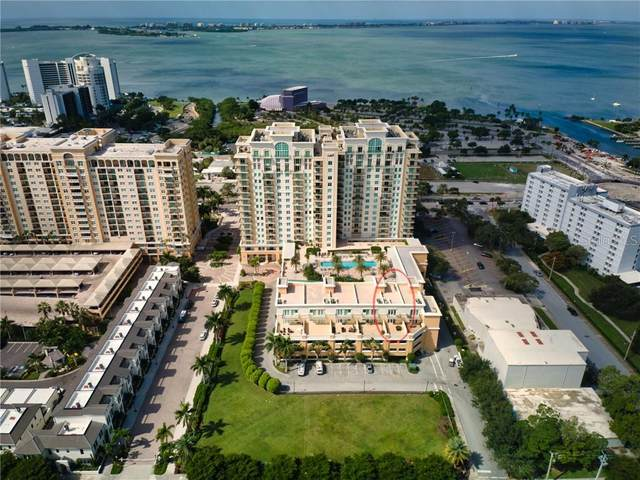 800 N Tamiami Trail #322, Sarasota, FL 34236 (MLS #A4480042) :: The Light Team