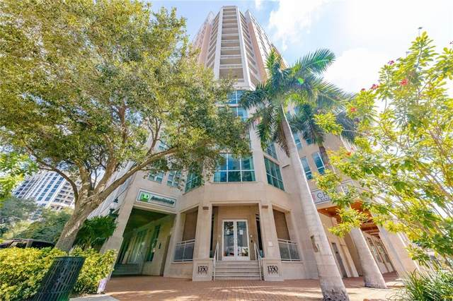 1350 Main Street #805, Sarasota, FL 34236 (MLS #A4480490) :: Your Florida House Team