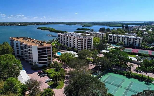 8773 Midnight Pass Road 401G, Sarasota, FL 34242 (MLS #A4480525) :: EXIT King Realty
