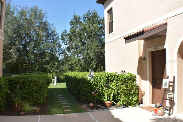 4218 Via Piedra Circle 4-201, Sarasota, FL 34233 (MLS #A4480552) :: Team Pepka