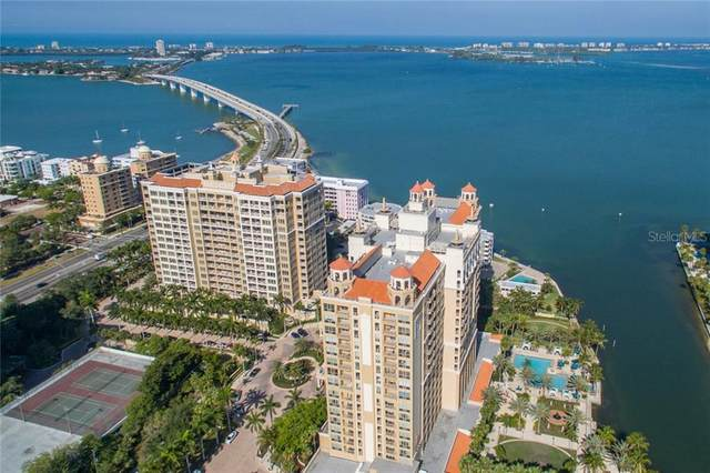 1111 Ritz Carlton Drive #1506, Sarasota, FL 34236 (MLS #A4480943) :: The Light Team