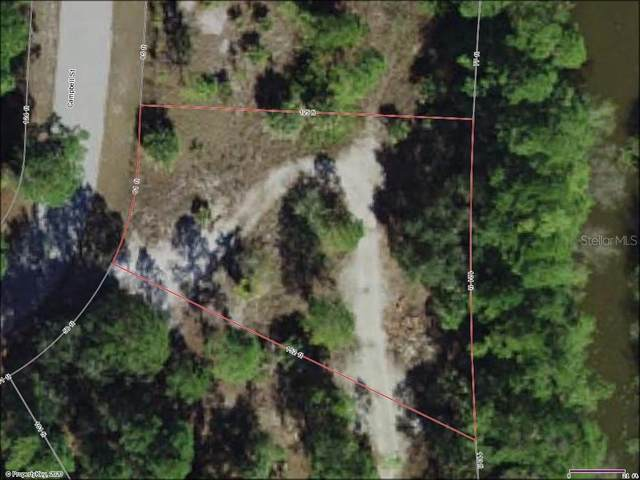 Lot 49, Campbell Street, North Port, FL 34288 (MLS #A4481000) :: Baird Realty Group