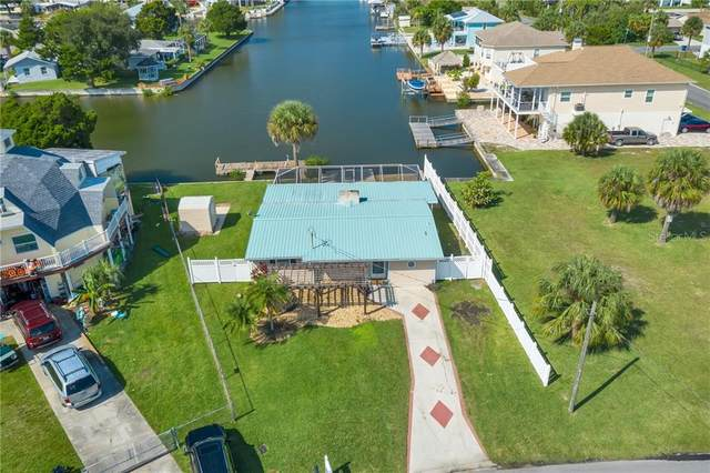 4092 Flamingo Boulevard, Hernando Beach, FL 34607 (MLS #A4481004) :: Griffin Group